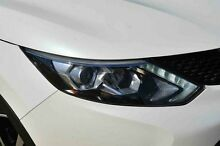 2014 Nissan Qashqai J11 TL White 1 Speed Constant Variable Wagon Wangara Wanneroo Area Preview
