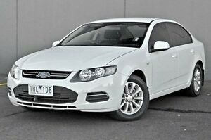 2012 Ford Falcon  White Sports Automatic Sedan Rocklea Brisbane South West Preview