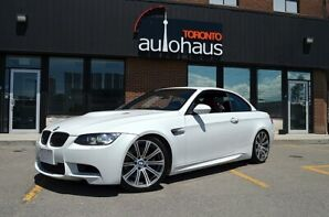 2008 BMW M3, CONVERTIBLE, NAVIGATION, MANUAL M3
