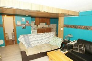 BASEMENT LARGE BEDROOM, KITCHEN, 3 PC BATH AND REC ROOM
