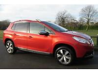 2015 (15) Peugeot 2008 Crossover 1.6e-HDi ( 92bhp ) Allure **FINANCE AVAILABLE**