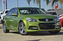 2015 Holden Commodore VF MY15 SV6 Jungle Green 6 Speed Sports Automatic Sedan Blacktown Blacktown Area Preview