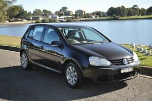 2005 Volkswagen Golf 1K 2.0 FSI Sportline Black 6 Speed Tiptronic Hatchback Croydon Burwood Area Preview