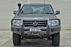 2009 Toyota Landcruiser VDJ200R MY10 GXL Grey 6 Speed Sports Automatic Wagon Seaford Frankston Area Preview