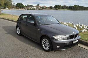 2005 BMW 118i E87 Grey 8 Speed Automatic Hatchback Croydon Burwood Area Preview