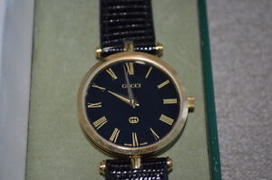 Gucci Watch. New Battery. Great Condition! Cambridge Kitchener Area image 3