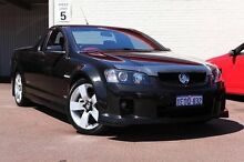 2008 Holden Ute VE SS V Black 6 Speed Manual Utility Northbridge Perth City Preview