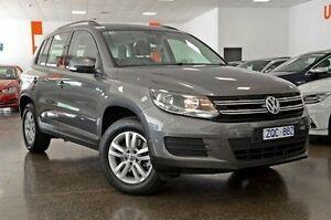 2013 Volkswagen Tiguan 5N MY13.5 103TDI DSG 4MOTION Pacific Grey 7 Speed Frankston Frankston Area Preview