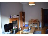 Double bedroom to rent in flat Share, Glasgow West End - Crow Road. Second Floor Furnished Flat.