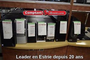 Vaste choix de boitier d'ordinateur reconditionnés et garantie 30 jours chez Comptantillimite.coms