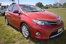 2013 Toyota Corolla ZRE182R Ascent Sport S-CVT Red 7 Speed Constant Variable Hatchback Vincent Townsville City Preview