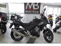 2013 HONDA CB 500 XA D CB500XA D ABS 470cc Nationwide Delivery Available