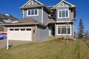 New 2-Storey with Beautiful View of BlackMud Creek (Open May 28)