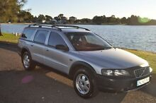 2003 Volvo XC70 Cross Country Silver 5 Speed Auto Geartronic Wagon Croydon Burwood Area Preview