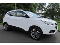 2014 (14) Hyundai ix35 1.7CRDi ( 114bhp ) Go! SE ***FINANCE AVAILABLE***