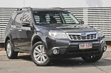 2011 Subaru Forester S3 MY11 XS AWD Grey 4 Speed Sports Automatic Wagon Mount Gravatt Brisbane South East Preview