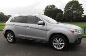 2012 (62) Mitsubishi ASX 1.8TD 4x4 Cleartec 4 ***FINANCE AVAILABLE***