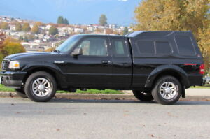 2008 Ford Ranger Sport 4X4 with Canopy