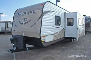 Wildwood 2015 30KQBSS Travel Trailer...Great family Trailer St. John's Newfoundland image 1