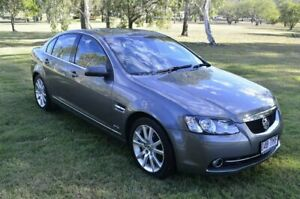 2012 Holden Calais VE II MY12 Grey 6 Speed Sports Automatic Sedan Rockhampton Rockhampton City Preview