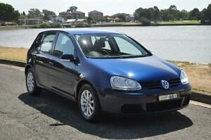 2008 Volkswagen Golf 1K MY09 1.6 Edition Blue 6 Speed Tiptronic Hatchback Croydon Burwood Area Preview