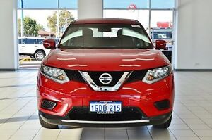 2015 Nissan X-Trail T32 ST (FWD) Burning Red Continuous Variable Wagon Morley Bayswater Area Preview