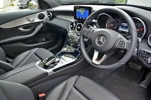 2016 Mercedes-Benz C200 Black Sports Automatic Wagon Burwood Whitehorse Area Preview