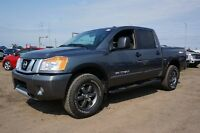 2013 Nissan Titan 4X4 CREWCAB PRO-4X On Special - Was $31995 Onl
