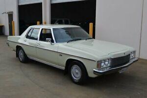 1977 Holden Statesman HZ De Ville 3 Speed Automatic Sedan Brompton Charles Sturt Area Preview