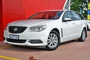 2013 Holden Commodore VF MY14 Evoke Sportwagon White 6 Speed Sports Automatic Wagon Dandenong Greater Dandenong Preview