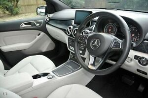 2015 Mercedes-Benz B200 Black Sports Automatic Dual Clutch Hatchback Doncaster Manningham Area Preview