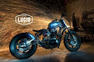 Lease to Own a Custom Motorcycle