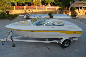 Chaparral Speed Boat