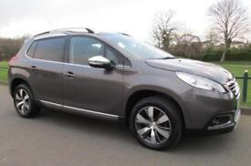 2014 (14) Peugeot 2008 Crossover 1.6e-HDi (92bhp) Allure ***FINANCE AVAILABLE***