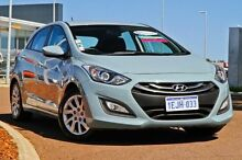 2014 Hyundai i30 GD2 Active Silver 6 Speed Sports Automatic Hatchback East Rockingham Rockingham Area Preview