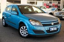 2005 Holden Astra AH MY05 CD Blue 5 Speed Manual Hatchback Osborne Park Stirling Area Preview