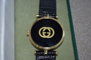 Gucci Watch. New Battery. Great Condition! Cambridge Kitchener Area image 2