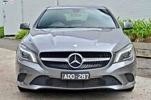 2014 Mercedes-Benz CLA200 CDI  Grey Sports Automatic Dual Clutch Coupe Burwood Whitehorse Area Preview