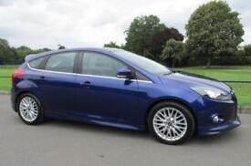 2014 (14) Ford Focus 1.6TDCi ( 115ps ) Zetec S ***FINANCE AVAILABLE***