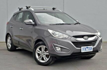 2012 Hyundai ix35  Grey Auto Seq Sportshift Wagon Cranbourne Casey Area Preview