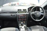 2005 Mazda 3 BK Maxx Sport Black 4 Speed Auto Activematic Sedan Five Dock Canada Bay Area Preview