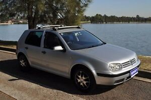 2001 Volkswagen Golf GLE Silver 4 Speed Automatic Hatchback Croydon Burwood Area Preview