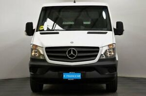 2014 Mercedes-Benz Sprinter NCV3 MY14 313CDI Low Roof MWB 7G-Tronic White 7 Speed Sports Automatic