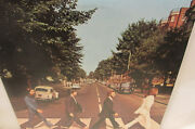 Beatles Abbey Road LP