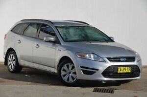 2014 Ford Mondeo MC LX PwrShift TDCi Silver 6 Speed Sports Automatic Dual Clutch Wagon Blacktown Blacktown Area Preview