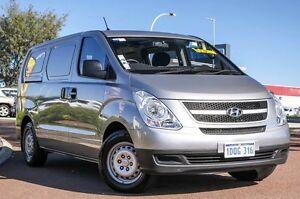 2011 Hyundai iLOAD TQ-V Grey 5 Speed Sports Automatic Van East Rockingham Rockingham Area Preview