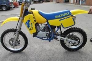 Suzuki rm 80 motorcycles gumtree australia free local classifieds fandeluxe Image collections