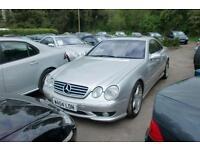 2000 Mercedes Benz CL 5.0 Cl 500 2 door Coupe