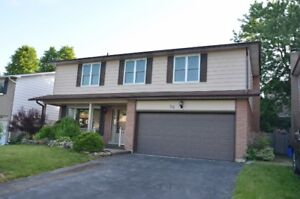 Bowmanville -  Stunning, RENOVATED HOUSE on private lot!
