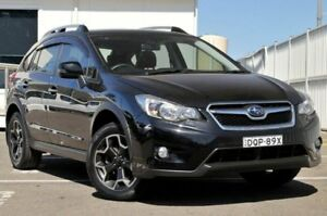 2014 Subaru XV G4X MY14 2.0i-S Lineartronic AWD Black 6 Speed Constant Variable Wagon Gosford Gosford Area Preview
